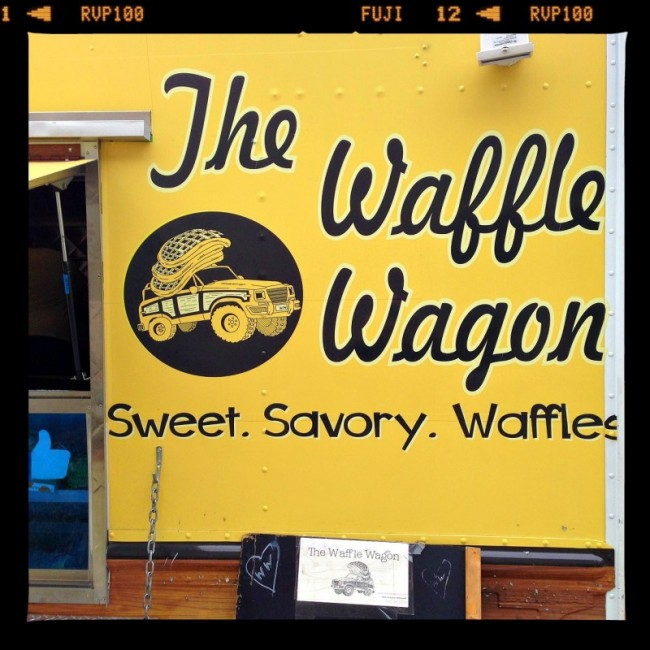 What does a Waffle Wagon have to do with new homes?